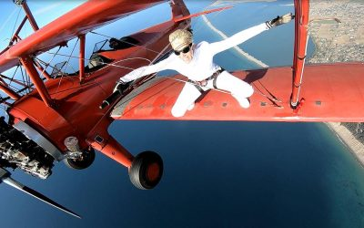 Life Lessons from Wing Walking #10: Be Your Wild Wacky Wonderful Wise Self