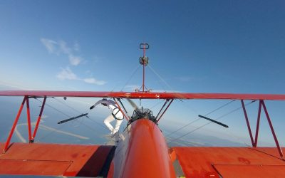 Life Lessons from Wing Walking #5 : The First Step