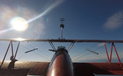 Life Lessons from Wing Walking #8 : Rest & Replenish