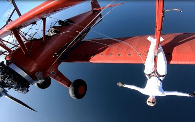 Life Lessons from Wing Walking #3: Your Big WHY