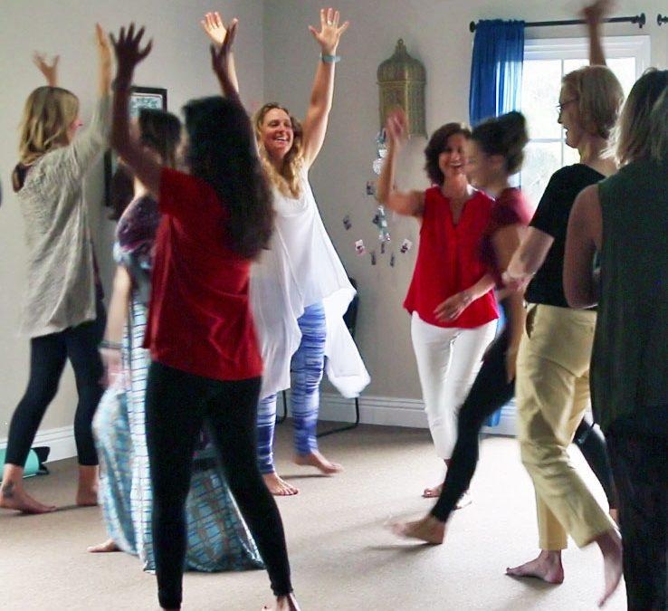 Feminine Power Rises Through Play